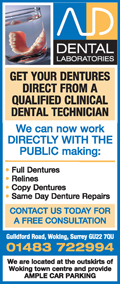 A D Labs for dentures direct