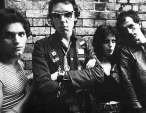BORED TEENAGERS – The Adverts formed in 1976 but only made two albums before splitting