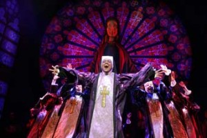 SOUL SISTER - Denise Black leads a star-studded cast in Sister Act