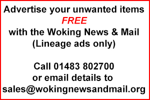 woking single men Join singles over 60 for free and meet our senior dating members in woking.