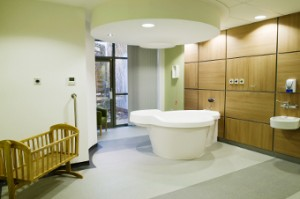 HOME FROM HOME – the new Abbey Birth Centre, for women seeking a natural and positive experience