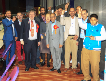 THE SEVEN YEAR ITCH – Labour Party thrilled to finally take a place on Woking Borough Council
