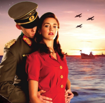 SETTING SAIL – follow a war-time love story