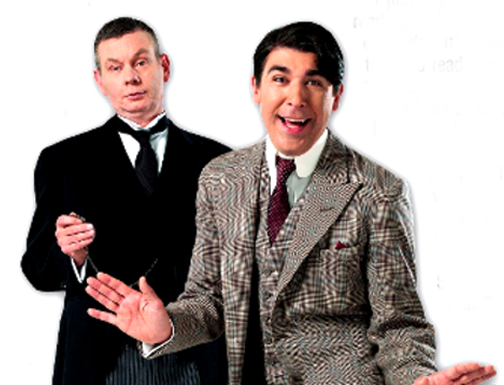JEEVES AND WOOSTER - James Gordon Sinclair and James Lance
