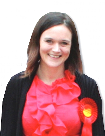 SHORT TERM - Labour candidate Vicki Kirby, suspended for inappropriate Tweets
