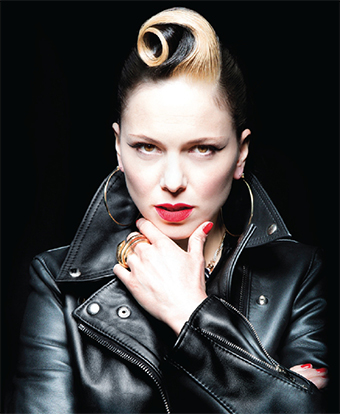 FEELING PUNKY –  Imelda May has shaken things up