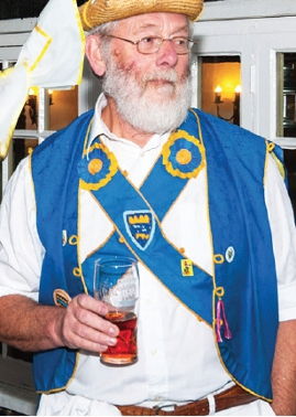 BITTER AFTERTASTE – A Morris Men take a well-earned break