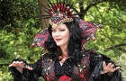 IN CHARACTER – Josie Lawrence as the Wicked Queen
