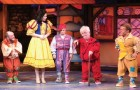 ADDING UP – Snow White and the Seven Dwarves was a festive triumph at the Yvonne Arnaud Theatre