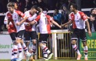 JACK THE LAD – Jack Marriott sealed Woking's passage into the next round with a smart finish from Joey Jones' precision through ball