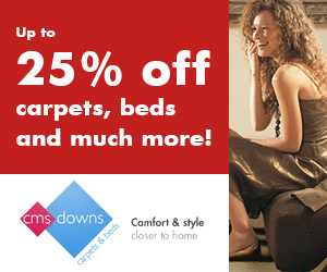 CMS Downs for Carpets and Beds - Poole Road, Woking