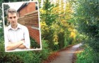 BLACKNESS LANE – 'is little more than a footpath', says a disgruntled Cllr Forster, inset
