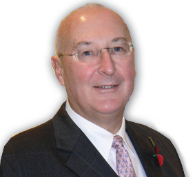 MR HURLEY - Surrey's Police and Crime Commissioner