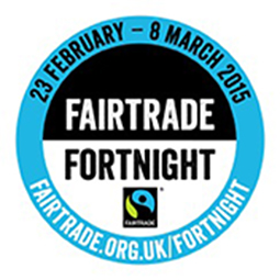 FAIR'S FAIR'S - the Fairtrade Fortnight 2015 runs until March 8