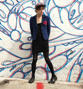 NOT STANDING STILL – Ezra Furman has been in the business for more than 10 years