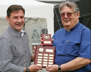 BISLEY'S TOP MAN – Citizen of the Year, Rev Richard