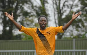 Yellows' goalscorer - Aaron Watson