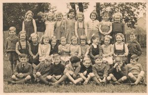 Church Street School, Old Woking, circa 1950-1951