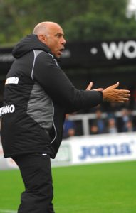 WOKING boss: Garry Hill