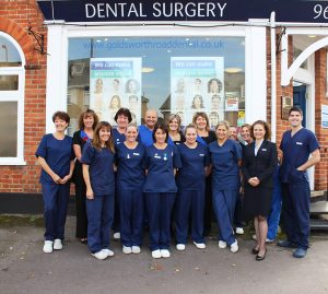 goldsworth-road-dental-centre-team
