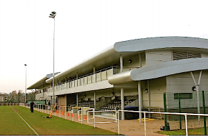 Westfield's new Woking Park ground needs upgrading to comply with promotion criteria
