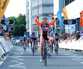 CLOSURES - the Tour Series will mean road closures across Woking