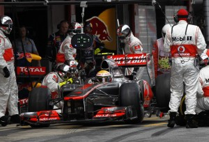 KEY - Lewis Hamilton's two-stop strategy set up his victory