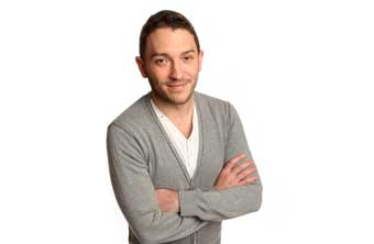 COMIC - Jon Richardson will be at G Live in September