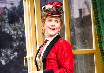 GLOVES ARE OFF – Patricia Hodge is Georgina
