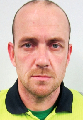 SEX OFFENDER - Christopher Holgate, 40, has been jailed for a string of sexual offences