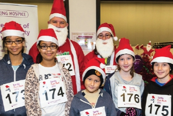 COUNTDOWN TO CHRISTMAS - they're ready to run