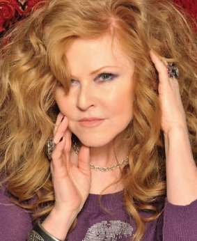 FORTUNATE – Carol Decker admits she has been lucky
