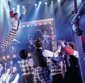 MARVELLOUS SKILL – the story of America's greatest showman