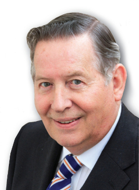 COUNCIL LEADER - John Kingsbury says it's been a great year for Woking