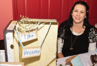 PLANNING AHEAD – Bernice Watson on her 'I do dreams' stand