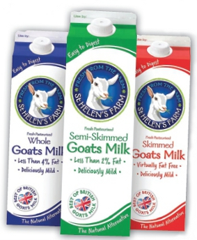 GOATS' MILK - can be the cure for a number of ailments