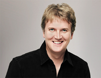 CHILD PRODIGY – Aled Jones has built on the success he achieved in his early years