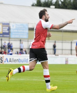 PAYNE GAME - Josh Payne has left Kingfield