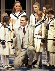 MUSICAL FAMILY – Stephen in role of Captain Von Trapp