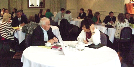NETWORKING OPPORTUNITY – the MatchMadeinWoking event was the second of its kind