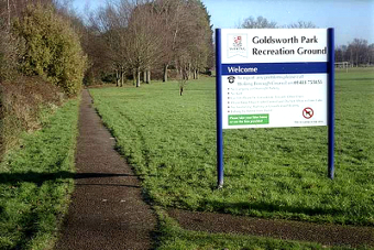 RECREATION PARK - entirely the wrong place for inebriated adults to be brawling
