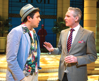 ARRIVAL – Dirty Rotten Scoundrels visits the New Vic