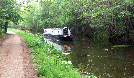 CANAL MUGGING - was described as 'brazen' for being perpetrated in broad daylight